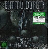 Cover Dimmu Borgir & The Norwegian Radio Orchestra & Choir - Forces Of The Northern Night [DVD]